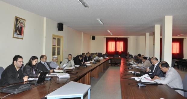 اجتماعات لجن المجلس الإداري لأكاديمية سوس ماسة درعة