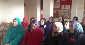 تزنيت : تجديد المكتب الاقليمي للمرأة العاملة بقطاع التعليم المنضوي تحث لواء الجامعة الحرة للتعليم