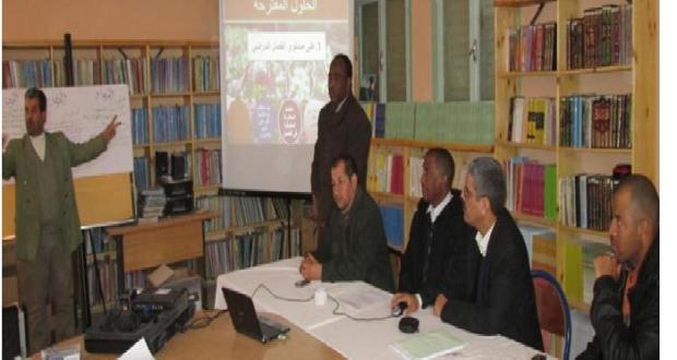 ثانوية سيدي صالح تواصل انتفاضتها على العنف المدرسي