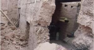 شباب أسكجور يطالبون عامل إقليم زاكورة بالتدخل لإنصاف الأسر التي انهار مسكنها