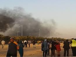 لجنة طلبة اقليم زاكورة تستنكر التدخل العنيق للقوات العمومية باكادير
