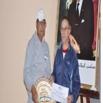 تكريم اللاعب السابق أس محمد الخرمودي الملقب بالزكاري