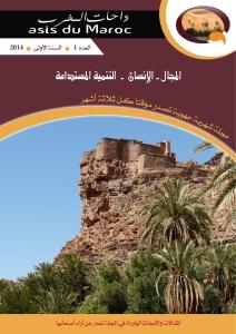 غلاف مجلة عربية