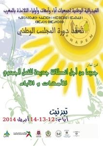 ملصق المجلس الوطني