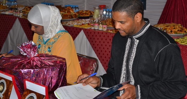 شراكة وتعاون بين الفيدرالية الحرفية بورزازات والجمعية التونسية بالصناعات التقليدية