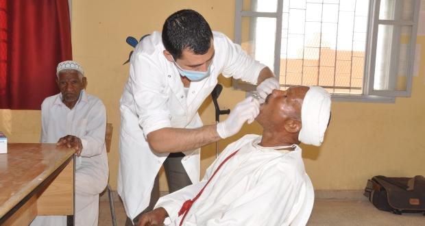 جمعية الإنفتاح للتنمية تنظم  قافلة طبية لفائدة ساكنة دوار أمردول