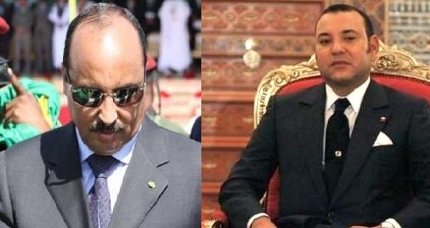 """الوكالة الموريتانية تتجاهل تهنئة جلالة الملك محمد السادس  و تنشر تهنئة """"زعيم البوليساريو"""""""