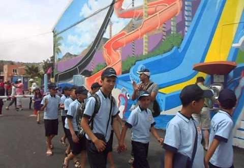 مؤسسة ورزازات الكبرى للتنمية المستدامة تنظم مخيما صيفيا بأكادير