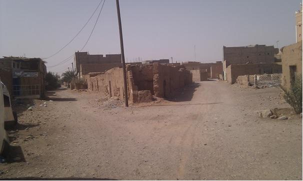 les rues de tagounite