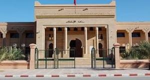 توقيف قاضيين باستئنافية الراشيدية بتهمة طلب رشوة