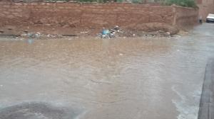أمطار زاكورة