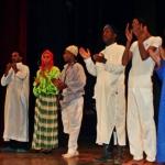 مسرحية لالة تكرامت ضمن فعاليات الملتقى الأول للمسرح بزكورة-2