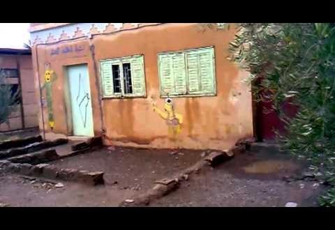 مدرسة تنغيل إقليم زاكورة تستغيث