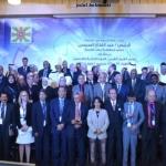 مشاركة وفد الاتحاد المغربي للشغل في فعاليات مؤتمر العمل العربي في دورته (41) بالقاهرة