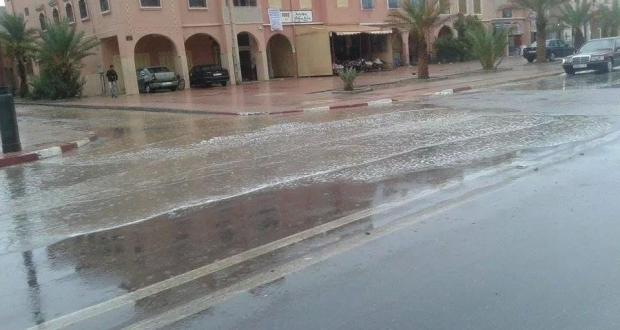 zagora apres la pluis