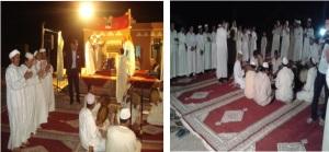 إختتام فعاليات الانشطة الثقافية و الرياضية و الفنية إحتفالا بعيد الاضحى المبارك بدوار أركيون إقليم زاكورة المغرب-2