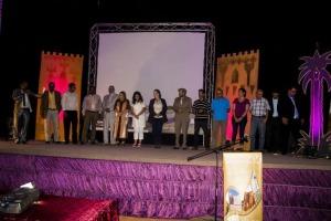 اختتام فعاليات النسخة الأولى من مهرجان القصبة للفيلم القصير بورزازات-1