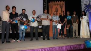 اختتام فعاليات النسخة الأولى من مهرجان القصبة للفيلم القصير بورزازات-4