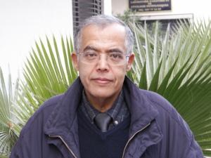 الباحث عبد الله ساعف