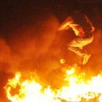 عاشوراء في زاكورة :شعالة وكسكس بالقديد
