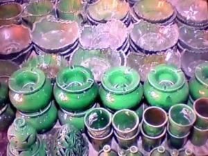 تامكروت المغربية... إبداع الفخّار الأخضر