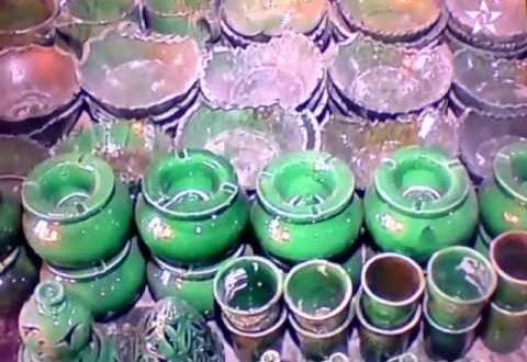 تامكروت المغربية… إبداع الفخّار الأخضر