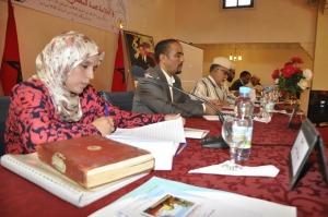 تنغير - العلامة محمد المهدي الناصري موضوع الندوة الجهوية الثانية للمجالس العلمية المحلية-3