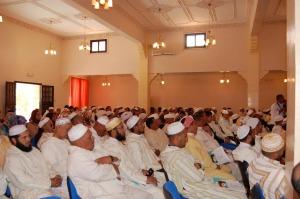 تنغير - العلامة محمد المهدي الناصري موضوع الندوة الجهوية الثانية للمجالس العلمية المحلية