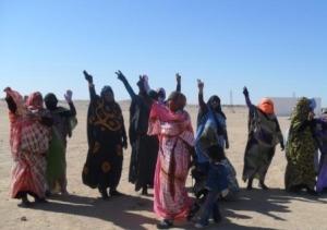 les femmes de tindouf