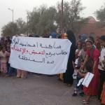 manifestation a mhamid elghizlane contre la descrimination (7)