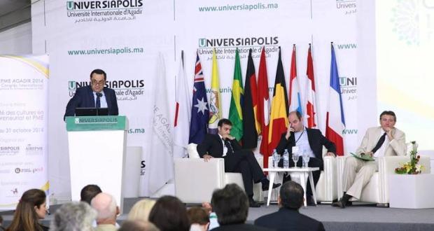 اختتام فعاليات الدورة ال12 للمؤتمر الدولي الفرنكوفوني حول المقاولات الصغرى والمتوسطة CIFEPME 2014