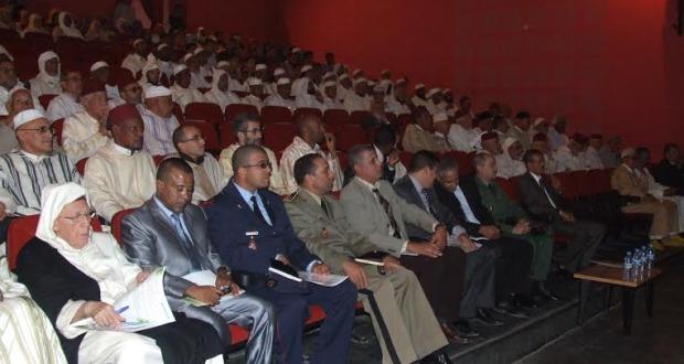 المجلس العلمي المحلي  بزاكورة ينظم ندوة علمية 2