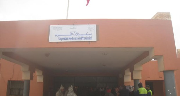 تدشين مشروع اعادة تأهيل المستشفى وزيارة مركز ذوي الاحتياجات الخاصة-4