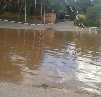 فيضانات زاكورة -1