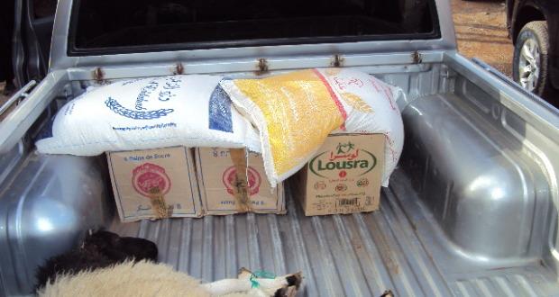 ورزازات:  السلطات تتعبأ و عامل الإقليم يزور عائلة إحدى ضحايا الفيضانات و يعزي أهلها