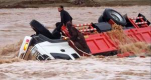 صور صادمة عن فيضانات الجنوب الشرقي المغربي 21/ 22 نونبر 2014