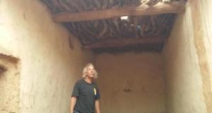 حملة إنسانية بامحاميد الغزلان لبناء منزل احد ضحايا سنوات الجمر و الرصاص
