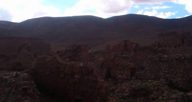 زاكورة: مآثر تاريخية انهارت بسبب الأمطار