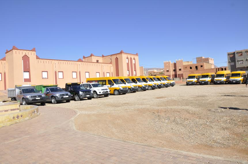 transport scolaire tinghir - 5