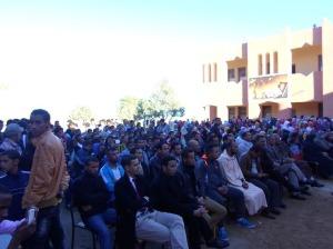 الأسبوع الثقافي الذي نظم في ثانوية سيدي عمرو تازارين-3