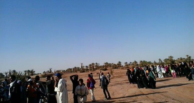 امحاميد نحو الجزائر (2)