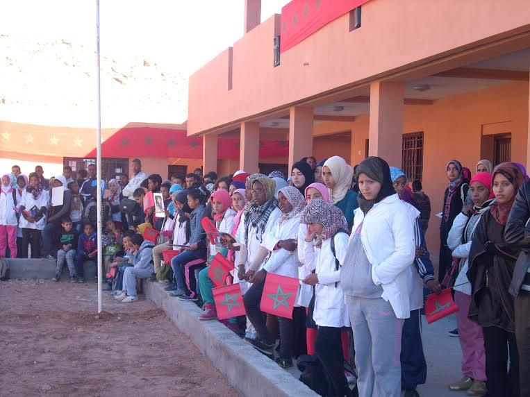 توزيع دراجات هوائية على التلاميذ  خطوة أخرى للحد من الهدر المدرسي -1