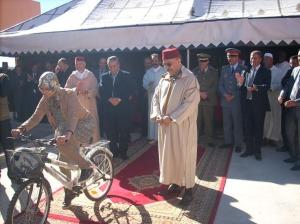 توزيع دراجات هوائية على التلاميذ  خطوة أخرى للحد من الهدر المدرسي -2