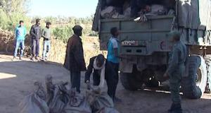 عامل إقليم زاكورة يمنع جمع وتوزيع المساعدات على المتضررين من الفيضانات ؟