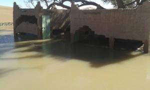 فيضانات الشكاكة بامحاميد الغزلان (4)