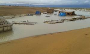 فيضانات الشكاكة بامحاميد الغزلان (6)