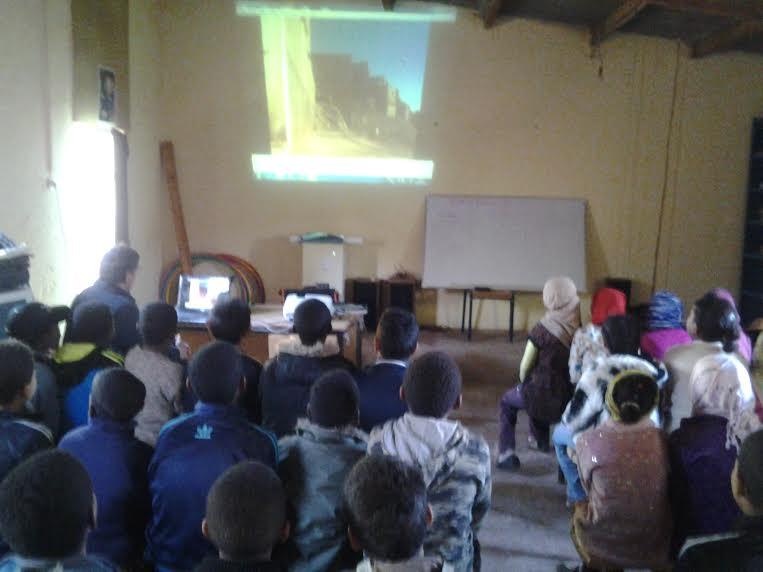 Ecole Lycee Beni Ali -5