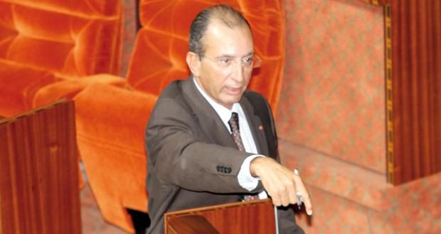 Mohamed Hassad – Ministere de l interieur