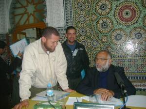 Rachid Oujri ET Abdellah Baha