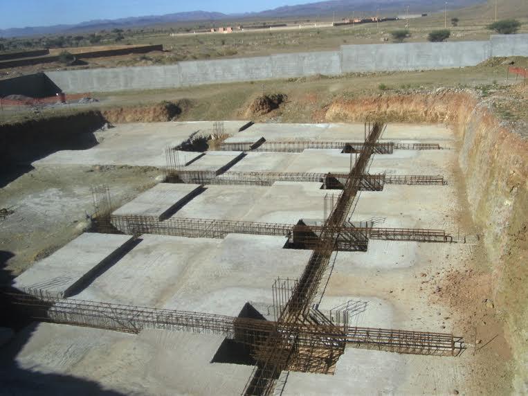 Station de filtration de l eau du zagora -3